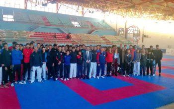 Séances de sensibilisation avec la Fédération Tunisienne de Taekwondo