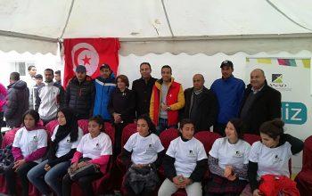 L'ANAD participe à la journée du sport scolaire à Elfahs