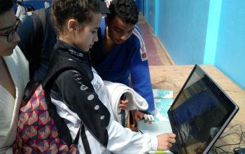 L'ANAD présente aux finales sectorielles scolaires de judo à Gabes