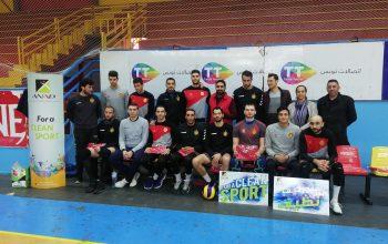 Sensibilisation Antidopage de l' EST – Volley-ball